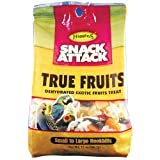 HIGGINS 466328 Higg Snack Attack True Fruits Bag for Birds, 12-Ounce, My Pet Supplies