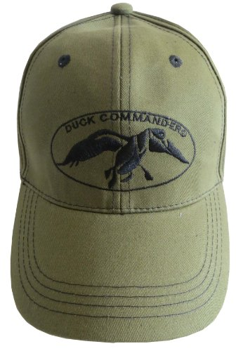 UPC 657949001256, Duck Commander Dynasty Logo Embroidered Hat (Olive)