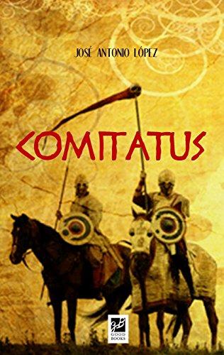 Portada del libro Comitatus de José Antonio López