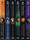 download ebook novels of the darkyn - 6-book collection: twilight fall / private demon / if angels burn / night lost / dark need / evermore pdf epub