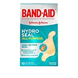 Band-Aid Hydro Seal All Purpose, 10 Count(One Size) Each(Pack of 5)