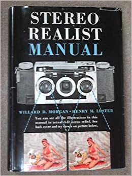 realistic stereo manuals