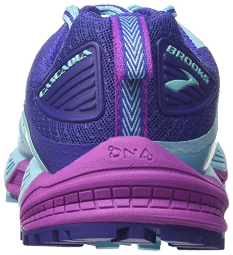 bluefish 12 Cascadia Multicolore Corsa purpleca Da Scarpe Donna clematisblue Brooks gS0qw