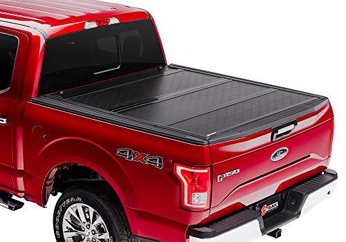 Bed Cover Bakflip G2 (BAKFlip G2 Hard Folding Truck Tonneau Cover | 226601 | fits 2005-16 Honda Ridgeline)