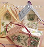 img - for 3D Cross Stitch by Meg Evershed (1999-09-15) book / textbook / text book