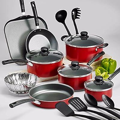 18-Piece Tramontina PrimaWare Nonstick Cookware Set,