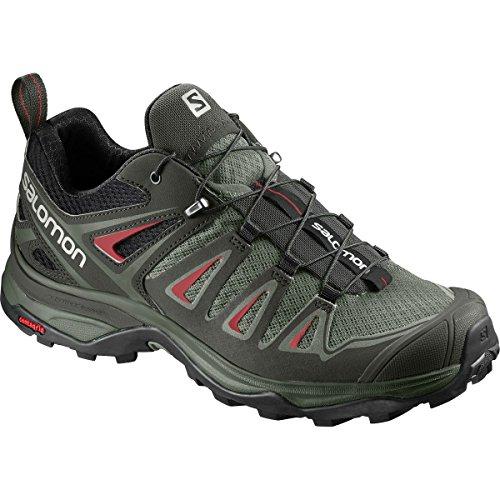 Salomon Women's X Ultra 3 W Trail Running Shoe, Shadow, 7.5 M US by Salomon