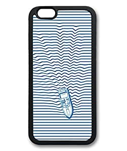 iCustomonline Blue Line Ship Designed Case for iPhone 6 4.7 by mcsharks