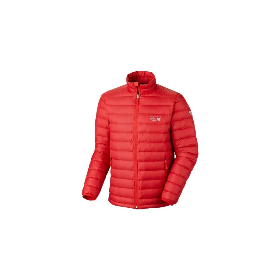 Mountain Hardwear Men's Nitrous Jacket, Red Velvet, Small Sports & Outdoors