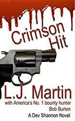 Crimson Hit - The Manhunter Series