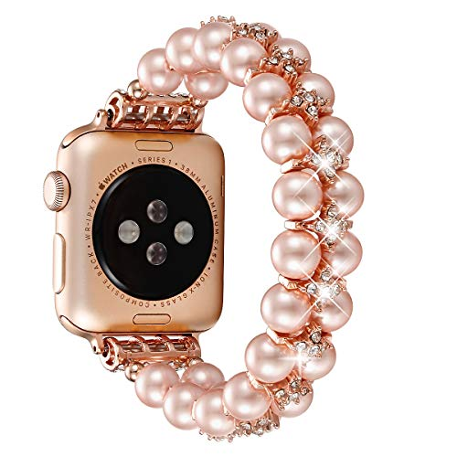 fastgo Compatible for Apple Watch Band 42mm 44mm,