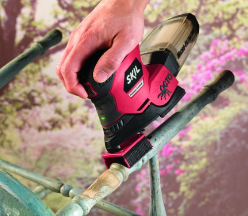 SKIL 7302-02 Octo Detail Sander with PC by Skil (Image #5)
