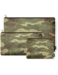 Society6 Dirty Camo Carry-All Pouch