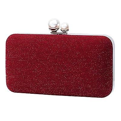 Crossbody Clutch Evening Bag for Women Formal Classic Clutch Handbag Purse Totes