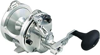 product image for Avet SXJ6/4SI RAPTOR 2-Speed H6.3:1 L3.8:1 Braid MC Raptor, Silver, 300-30 lb