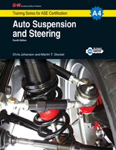 Auto Suspension & Steering, A4 (Training Series for Certific