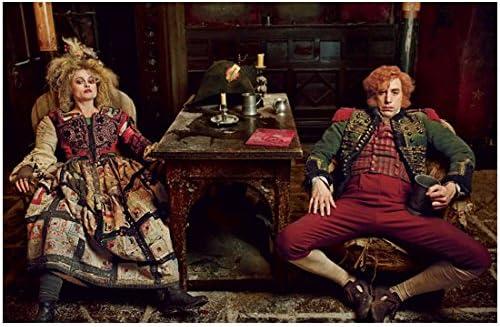 Les Miserables Helena Bonham Carter and Sacha Baron Cohen as the Thenardiers 8 x 10 Inch Photo