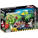 プレイモービル ゴーストバスターズ スライマーとホットドッグスタンド おもちゃ 玩具  PMP9222