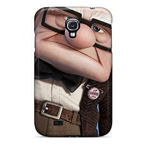 High Quality LifeLeader Up Movie Skin Case Cover Specially Designed For Galaxy - S4