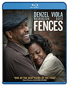 Cover Image for 'Fences [Blu-ray + Digital HD]'