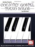 Country Gospel Piano Solos, Gail Smith, 078662082X