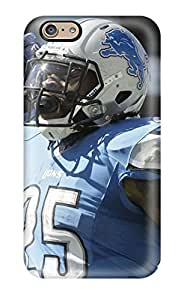 Top Quality Rugged Detroit Lions Case Cover For Iphone 6 by mcsharks