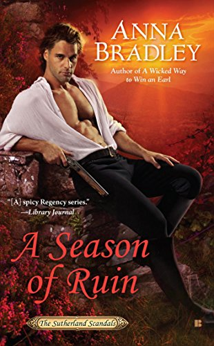 A Season of Ruin (Sutherland Scandals Book -