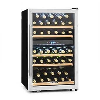 Klarstein vinamour · botellero · nevera para vino Vinamour 40d ...