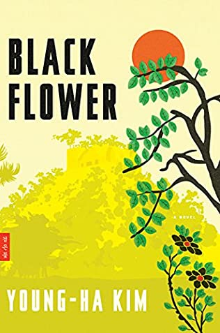 book cover of Black Flower