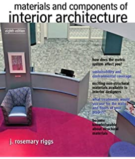 Materials And Components Of Interior Architecture 8th Edition
