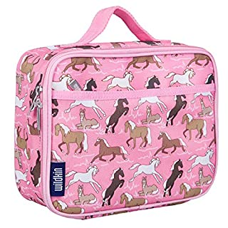 Wildkin Lunch Box, Horses in Pink (B004NWK4W0) | Amazon Products