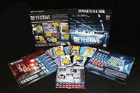 Maldito Games Detective - Juego de Mesa [Castellano]: Amazon.es: Juguetes y juegos
