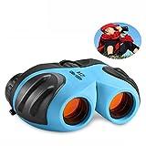 #9: TOP Gift Gifts for Teen Boys Girls, Compact Shock Proof Binoculars for Kids Bird Watching Toys for 3-15 Year Old Boys Toys for 3-15 Year Old Girls Toys for Kids Light Blue TGUSTG8