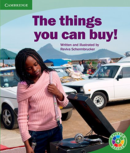Rainbow Reading Level 4 - Rubbish: The Things You Can Buy! Box E: The things you can buy! The things you can buy! Level 4 (Rainbow Reading Rubbish) pdf epub