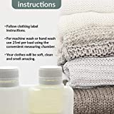 Alparino Wool Wash. Gentle and Natural Laundry