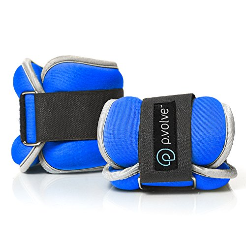 3lb Ankle Weights by Pvolve