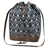 Jack Wolfskin Sandia Bag Rucksack, Grey Navajo