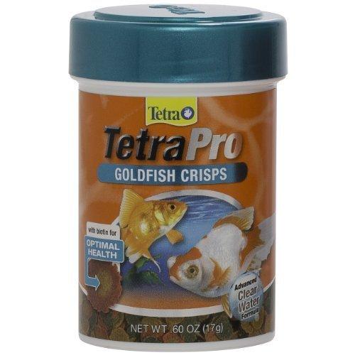 Tetra Goldfish Crisps (Tetra 77074 TetraPRO Goldfish Crisps for Fishes, 85ml by Tetra)