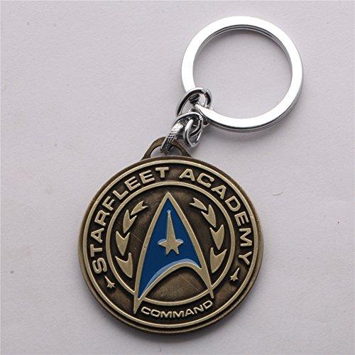 Star Trek Fashion Alloy Key Chain Key Rings Pendant
