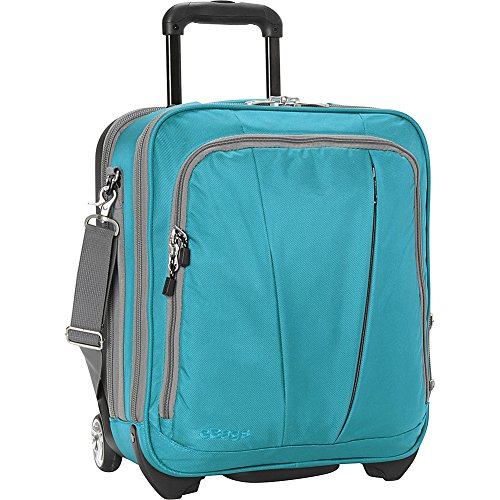eBags TLS Vertical Mobile Office (Tropical Turquoise- Discontinued) by eBags