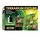 Exo Terra Terrarium Basking Lamp Fixture