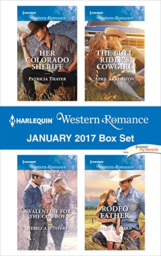 book cover of Harlequin Western Romance January 2017 Box Set