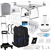 DJI Phantom 4 PRO Quadcopter Ultimate Travel Backpack Bundle