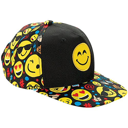 LOL Emojis Novelty Baseball Hat