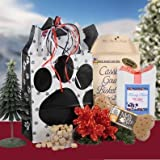 A Pup's Holiday Gourmet Dog Treat Gift Set