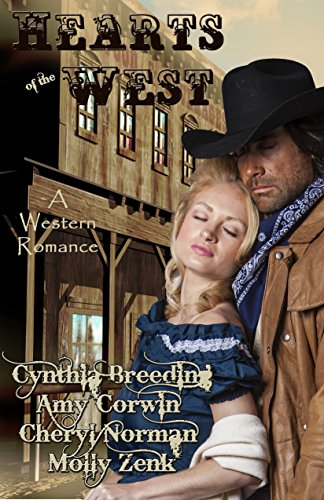 (Hearts of the West: A Western Romance)