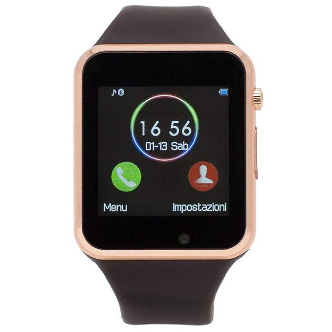 Reloj Inteligente Compatible con Huawei P Smart 2019, Reloj ...