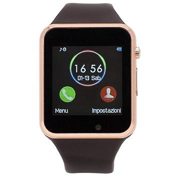 Reloj Inteligente Compatible con Samsung Galaxy S10, Reloj ...