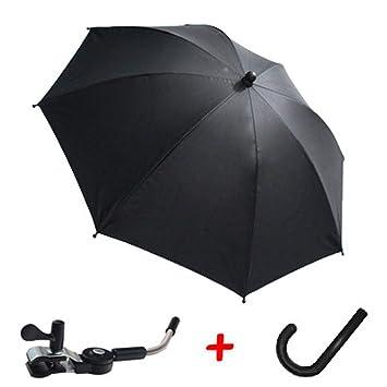 BABY-WZL Soporte de Paraguas para sillas de Paseo, andadores ...