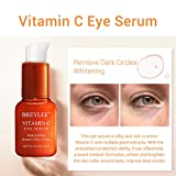 Vitamin C Eye Serum, BREYLEE Whitening Eye